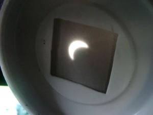 Eclipses por un Tubo 2015